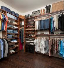 interior awesome image of cool walk in closet design and