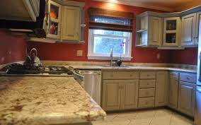 Chalk Paint Ideas Kitchen Painting Kitchen Cabinets With Annie Gallery Also Chalk Paint On