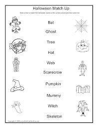 halloween match up activity halloween activities crafts games