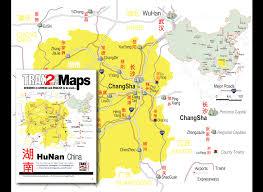 Map Of China Provinces Hunan Map Map Of Hunan Province China