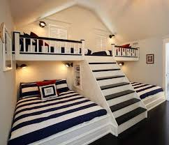 awesome idea for vacation house guest or kids room 2 double beds awesome idea for vacation house guest or kids room 2 double beds and 2 twin