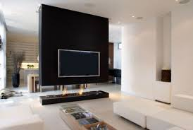 Room Divide by Beautiful Simple Wall Mounted Tv Idea For Room Divider In Open