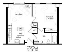 Small House Floor Plan by 24 Best Casitas Images On Pinterest Small Houses Guest House