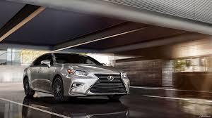 lexus atomic silver 2018 lexus es luxury sedan lexus com