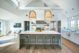 Beach Style House by Shingle Style House With Beach Chic Interiors On Nantucket Island