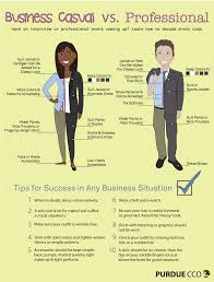 dress to impress business casual vs professional purdue cco blog