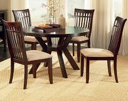 Round Dining Table Sets For 6 Round Dining Room Set Gen4congress Com