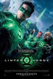 ver green lantern linterna verde