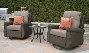 Polyethylene Patio Furniture by Giovanna Deep Seating Wicker Patio Furniture By Open Air