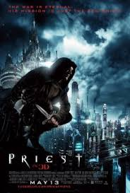 affiche film Priest