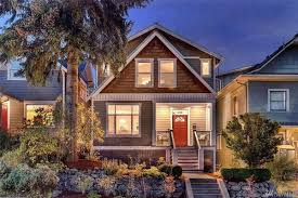 a modern craftsman lists for 1 3m in green lake curbed seattle