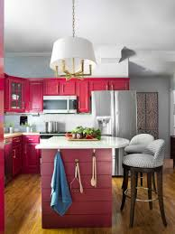Kitchen Renovation Ideas 2014 Interior Design And Red Sofa Cubtab Living Room With Wall Painting