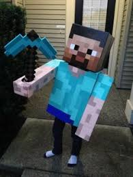 Halloween Minecraft Costume Minecraft Zombie Pigman Costume Halloween Costume Contest