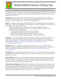resume format objective resume examples student athletic resume template cover letter resume examples student athlete resume writing tips athletic resume template website email phone number city