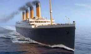 Proa probable Titanic II