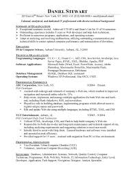 Sample Resume Of Manual Tester by Qa Cover Letter Quality Assurance Analyst Resume Sample