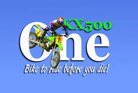 how to ride motocross bike dirt bike magazine kx500 the one bike to ride before you die