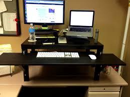 bedroom charming interesting stand desk ikea ergonomic styles