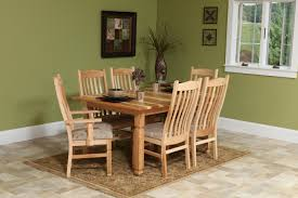 furniture dark wood dining table with casco bay furniture and mid