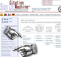 FREE MLA Format Citation Generator   RefME Citation Machine Cite a website in citation mla generator     report this in my view web articles and reviews     citing options     mla     libguides at csu  chico citing on line