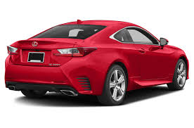 lexus rc red interior 2016 lexus rc 200t price photos reviews u0026 features
