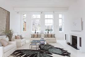 White Home Interiors Spacious Home In London