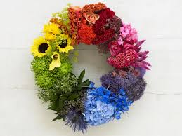 Flowers Home Decoration Hgtv Experts Show How Color Theory Can Be Used In Floral