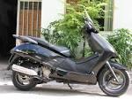 Bán xe ga Honda <b>Pantheon</b> 150 phun xăng điện tử