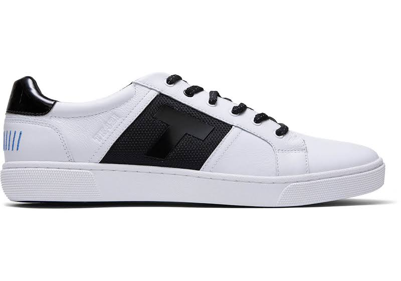 TOMS Leandro STAR WARS Stormtrooper Sneaker Men White (10014525) (11, White)