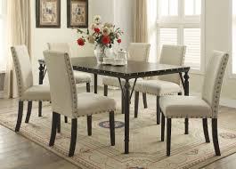 Acme Furniture Dining Room Set Hadas 72050 Dining 5pc Set In Walnut By Acme W Options