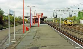 Carpenders Park railway station