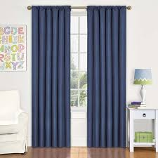 amazon com eclipse kids kendall blackout thermal curtain panel