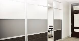 Room Divide by Glide Sliding Room Divider From Loftwall