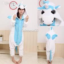Unicorn Halloween Costume Unicorn Onesie Anime Cosplay Unicorn Costume Animal