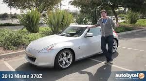 nissan 370z price 2015 2012 nissan 370z test drive u0026 car review youtube