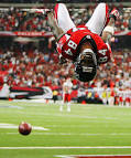 RODDY WHITE may have to discuss Vick's timeline with NFL | Atlanta ...