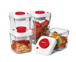 Clear Canisters Kitchen Food Storage Container Reviews Best Food Storage Containers