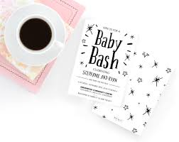 baby bash baby shower baby shower invitation jack and jill