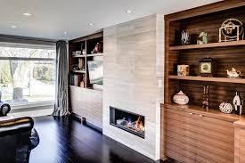 Philadelphia Contemporary Wall Units Family Room With Tv Stands - Family room wall units