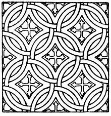 mystery mosaic coloring pages printable mosaic coloring pages free