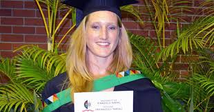 UKZN NdabaOnline Masters Geology graduate in the School of Agricultural  Earth and Environmental Sciences  Ms Leslee Salzmann focused her cum laude thesis on the evolution