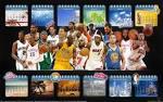Seasion 2013 NBA Calendar   Sport HD Wallpaper