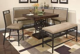dining tables residential kitchen booth seating kitchen booths