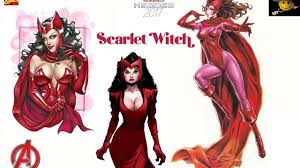scarlet witch costume comics marvel heroes 2016 pc scarlet witch nexus being youtube