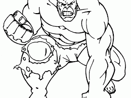 fancy hulk coloring pages 16 excellent decoration free printable