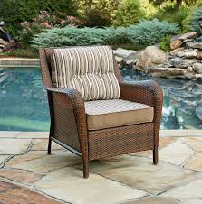 Vintage Brown Jordan Patio Furniture - outdoor cushions patio cushions sears