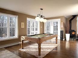 Pool Table In Dining Room by Canada Billiard La Condo Colonial Dining Pool Table U2013 Robbies