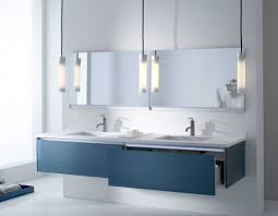 bathroom vanity lighting over black vanity cabinet home interior