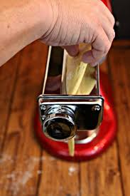Kitchen Aid Pasta Maker by Homemade Pasta Tutorial The Kitchenthusiast
