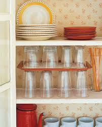 What Is The Best Shelf Liner For Kitchen Cabinets by Kitchen Organizing Tips Martha Stewart
